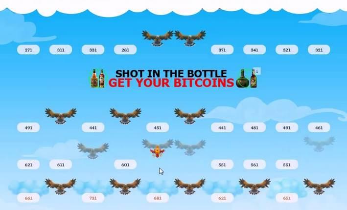 BirdsBit game